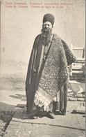 Types Du Caucase - Vendeur De Tapis De La Rue - 1915 - Russie