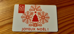 CADO Gift Card France - Christmas - Gift Cards