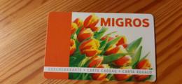 Migros Gift Card Switzerland - Flower - Gift Cards
