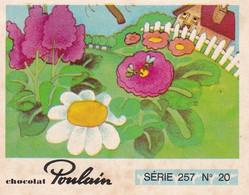 IMAGE  CHOCOLAT  POULAIN  --  Série  257  N°  20 - Poulain