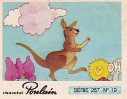 IMAGE  CHOCOLAT  POULAIN  --  Série  257  N°  19 - Poulain