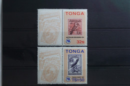 Tonga 898-899 ** Postfrisch #TX807 - Tonga (1970-...)