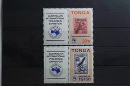 Tonga 898-899 ** Postfrisch #TX808 - Tonga (1970-...)