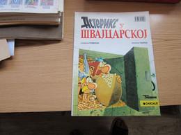 Asterix U Svajcarskoj - Books, Magazines, Comics