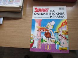 Asterix Na Olimpijskim Igrama - Books, Magazines, Comics