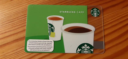Starbucks Gift Card Switzerland - 2013 0096 - Gift Cards