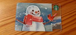 Starbucks Gift Card Switzerland - 2014 0096 - Gift Cards