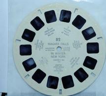 VIEW MASTER    82  NIAGARA FALLS  IN WINTER  NEW YORK  U.S.A. - Stereoscoopen