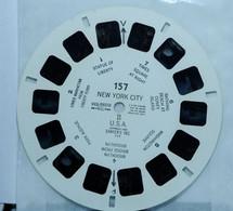 VIEW MASTER   157   NEW YORK CITY  II    U.S.A. - Stereoscoopen