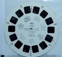 VIEW MASTER   165   MIAMI  FLORIDA   U.S.A. - Stereoscoopen