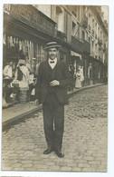 3717 DIEPPE - Rue Du Mortier D'Or Epicerie Emile RICHARD, Menuiserie VIRMONTOIS Et Boucherie LEMONNIER - Vers 1910/1920 - Dieppe