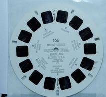 VIEW MASTER   166    MARINE STUDIO  MARINELAND   FLORIDA   U.S.A. - Stereoscoopen