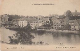 56 Auray Le Vieux Port De Saint Goustan   -s39 - Auray
