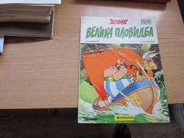 Asterix Velika Plovidba - Scandinavian Languages