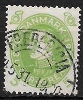 Denmark 1930. Scott #210 (U) 60th Birthday Of King Christian X - Usati