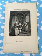 Les Fables De La Fontaine Par Oudry Les Nouvelles Galerie Les Devineresses - Sonstige