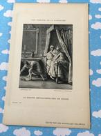 Les Fables De La Fontaine Par Oudry Les Nouvelles Galerie La Chatte Metamorphosée En Femme - Sonstige