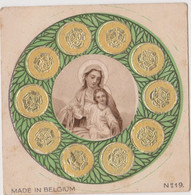 Image Religieuse  Mois De Marie   Maiandacht - Andachtsbilder