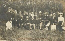 LUXEUIL LES BAINS SAINT HUBERT 1909 - Luxeuil Les Bains