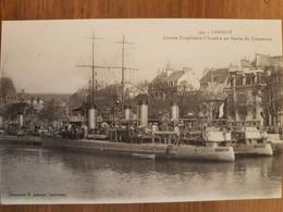 Lorient.contre Torpilleurs D'escadre.édition H.Laurent 344 - Lorient