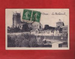 CPA -St Omer  - La Cathédrale - Saint Omer