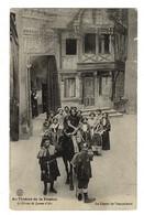 CPA - LE DEPART DE VAUCOULEURS - Le Drame De Jeanne D'arc ( Meuse ) - Altri Comuni