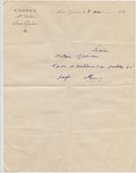 Tailleur,1928, Saint Gaudens, Facture Pantalon, Castex  Pour Jammes - Kleding & Textiel