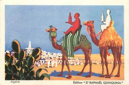 ALGERIE EDITION SAINT RAPHAËL QUINQUINA - Other