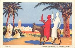 MAROC EDITION SAINT RAPHAËL QUINQUINA - Other