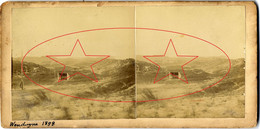 Stereokaart Wenduyne - Wenduine 1898 - Stereoscoopen