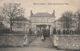 Bélâbre : Ecole Communale De Filles. - Frankrijk