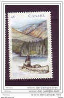 Canada, Bateau, Boat, Rivière Du Patrimoine, River - Barche