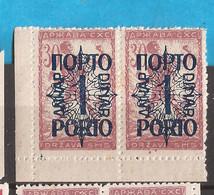 YU-SLOV-SHS 2  1920  48 I  PORTO    JUGOSLAVIA JUGOSLAWIEN  SHS SLOVENIA VERIGARI    MNH - Slovenia
