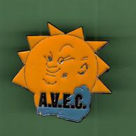 SOLEIL***  A.V.E.C. *** 0015 - Pin's