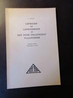 Leprozen En Leprozerijen In Het Oude Graafschap Vlaanderen Oa Te Ieper, Merelbeke, Diksmuide En Gent  -  Door A. Viaene - Geschiedenis