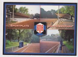 FOOTBALL - AK 384811 Stadium / Stadion - Essen - BV Altenessen 06 - Sportplatz Am Kaiserpark - Football