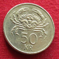 Iceland 50 Kronur 2001 KM# 31  Islandia Islande Island Ijsland - Islanda