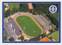 FOOTBALL - AK 384822 Stadium / Stadion - Darmstadt - Darmstadt 98 - Stadion Am Böllenfalltor - Soccer