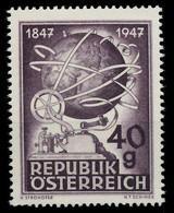 ÖSTERREICH 1947 Nr 837 Postfrisch X78DBD6 - 1945-.... 2nd Republic