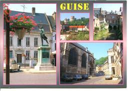 02120 GUISE - Lot 2 CPM - Voir Détails Dans La Description - Guise
