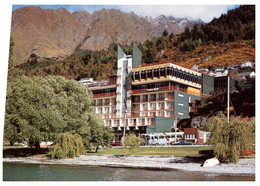 (P 14) New Zealand - Queenstown Trans Hotel - Neuseeland