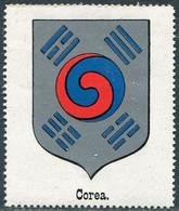 Korea Vignette ** MNH 1897-1910 Imperial Coat Of Arms Armoiries Blason Wappen Poster Stamp Cinderella Reklamemarke Corée - Corea (...-1945)