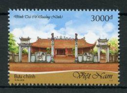 Vietnam Viet Nam MNH Perf Stamp 2018 : Tra Co Temple / Architecture (Ms1096) - Vietnam