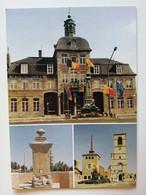 BELGIUM...POSTCARD.. SAINT-GHISLAIN..CENTRE VILLE - Autres