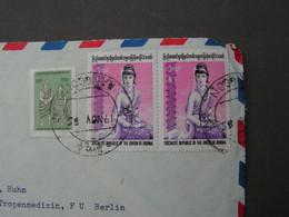 Burma Cv. - Myanmar (Burma 1948-...)