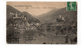 64- Vallée D'Ossau - CASTETS - Vue Générale  - 1909 (Q11) - Other Municipalities