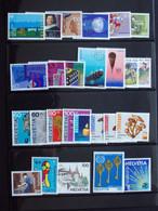 Switzerland 1996 Year Set **/MNH ( Lot KS) - Nuevos
