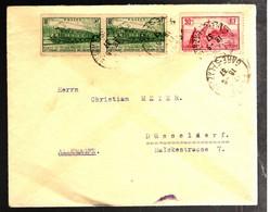 37301 -  Tarif  1f50 Pour L'Allemagne - Poststempel (Briefe)