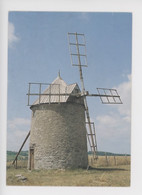 Ally : Le Moulin à Vent D'Ally (n°17405) - Otros Municipios