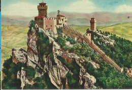 REPUBBLICA DI S. MARINO SECONDA E TERZA TORRE   (211) - San Marino